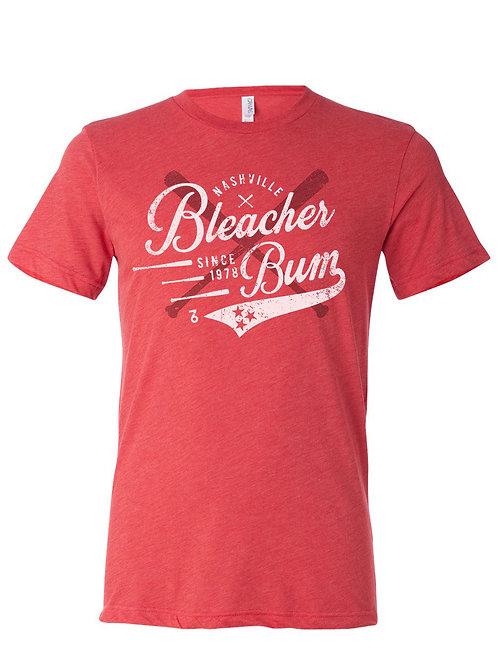 Nashville Bleacher Bum - Since 1978