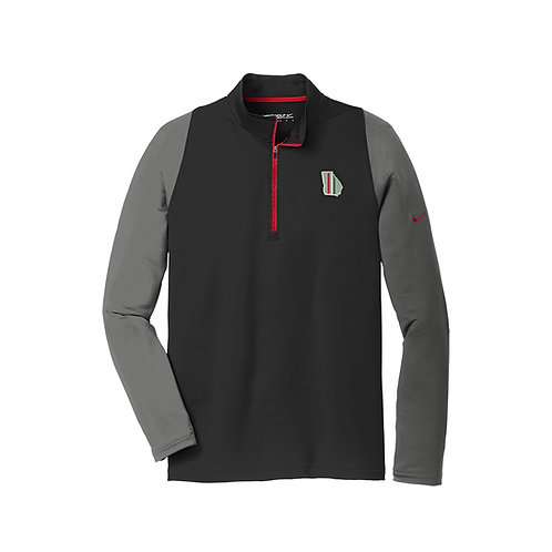 NIKE State Stripes 1/4 Zip Pullover