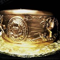 3D ring cake #2