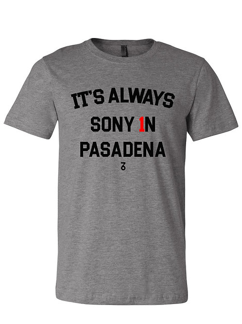 Always Sony in Pasadena