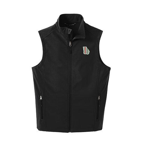 State Stripes Full Zip Vest