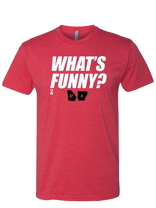 What's Funny?