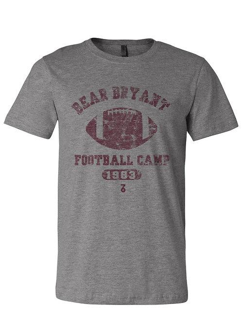 Bear Bryant Football Camp