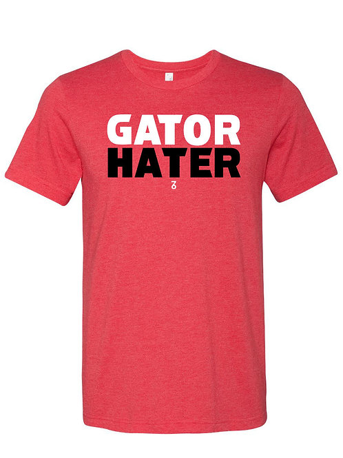 Gator Hater - Red