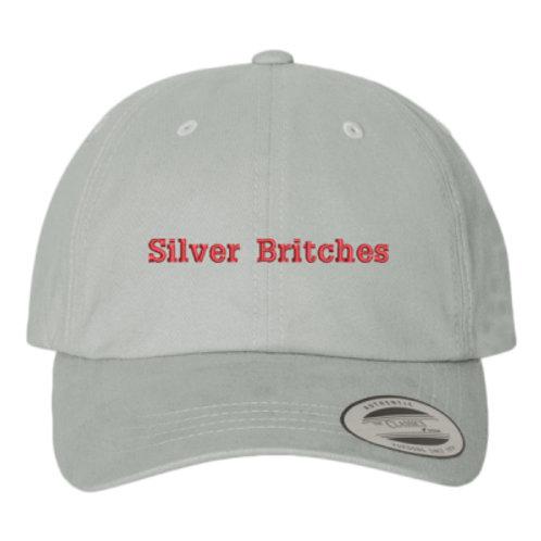 Silver Britches Dad Hat