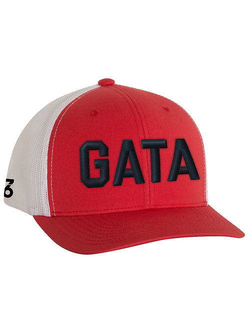 Red GATA Hat