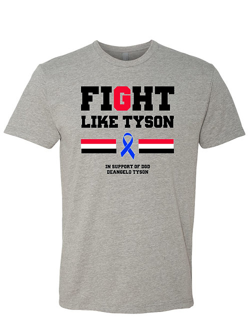 Fight Like Tyson