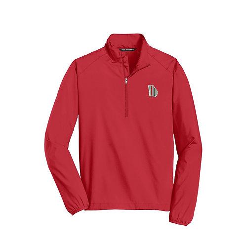 State Stripes 1/4 Zip Jacket