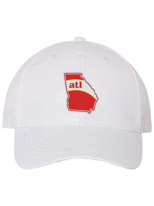 Retro ATL State Stripes Hat