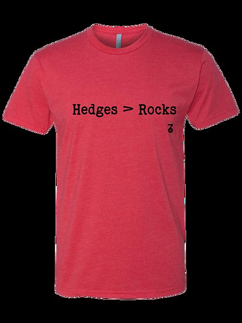 Hedges > Rocks