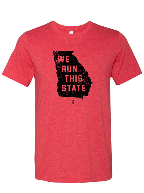 We Run this State -Red