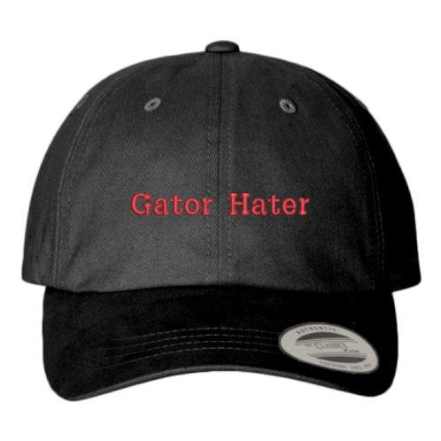 Gator Hater Dad Hat