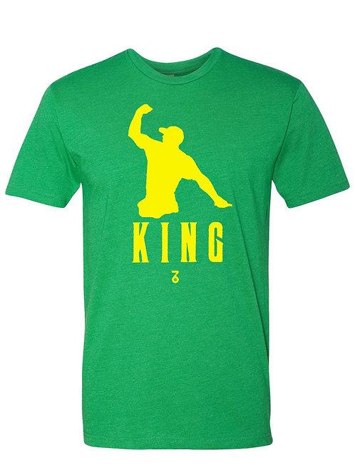 Tiger King - Green Shirt