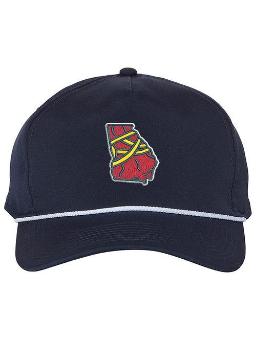 GA Chop Rope Hat