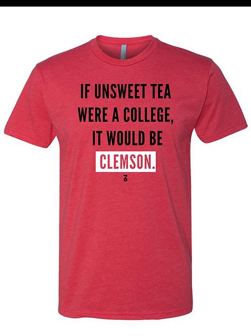 Unsweet Tea College