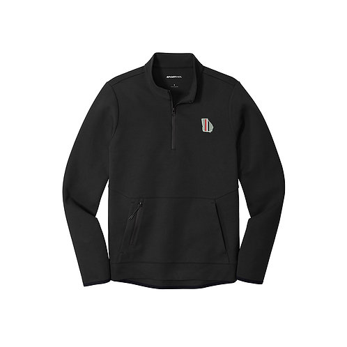 State Stripes 1/4 Zip Pullover
