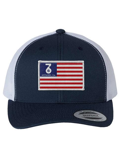Seven Six Flag Hat