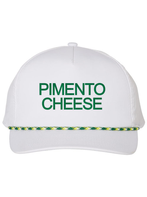 Pimento Cheese Rope Hat