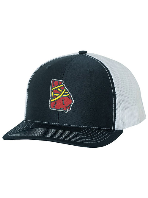 GA Chop Trucker Hat