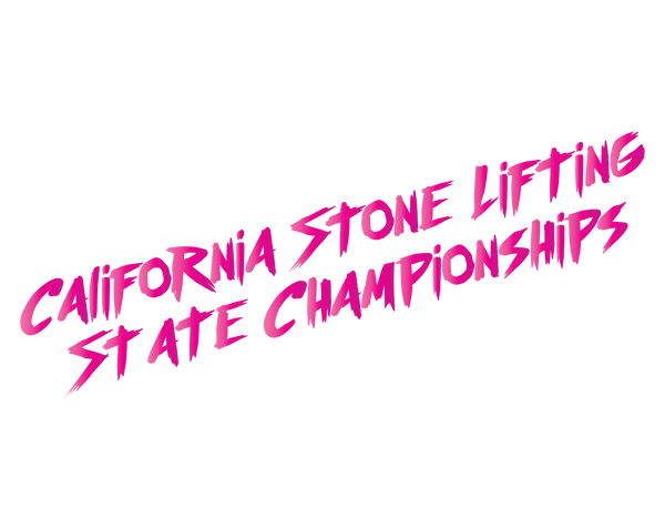 StrengthFest 2020_Stone Left Text - Pink
