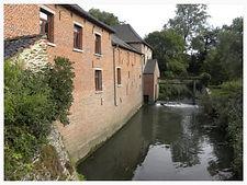 Moulin à Steenkerque