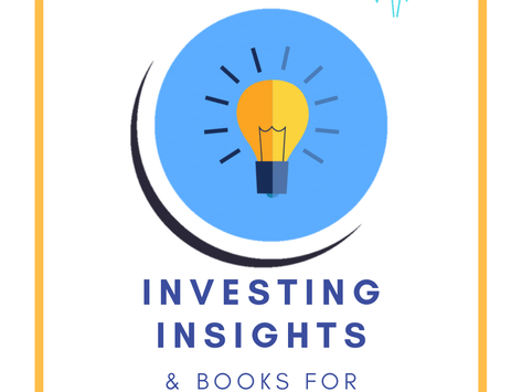 Investing Insights and Books for Investors