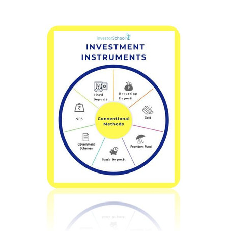 INVESTMENT INSTRUMENTS(1/2)