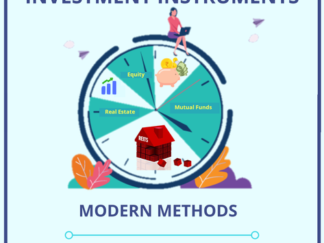 INVESTMENT INSTRUMENTS (2/2)