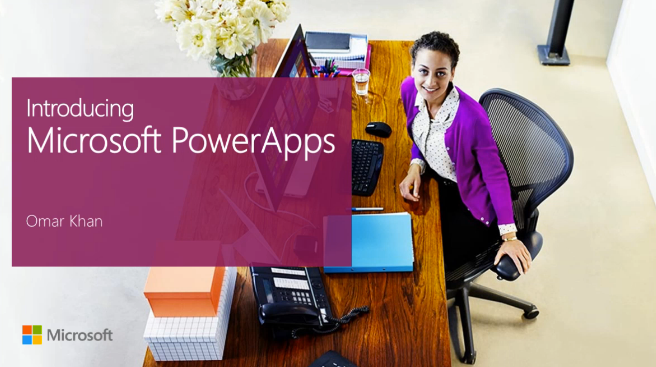 Build your own mobile app with Microsoft Powerapps!
