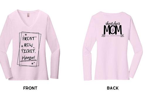 Show Choir Mom Shirt