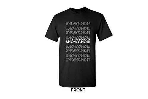Show Choir Echo T-Shirt