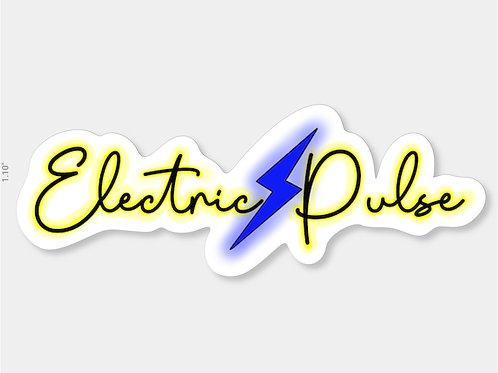 Electric Pulse Sticker