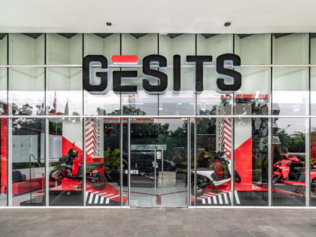 Completed: GESITS Flagship Showroom, Jakarta