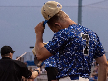 Player Spotlight: Mitchell Garrity is Thriving in First Season With REX Baseball