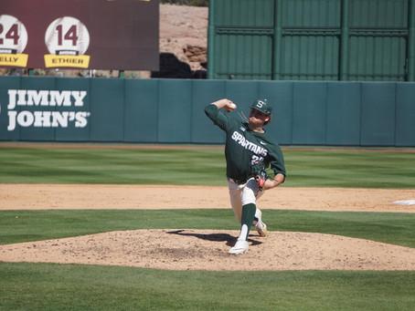 Player Spotlight: Michigan State Pitcher Colten Panaranto Joins REX Baseball