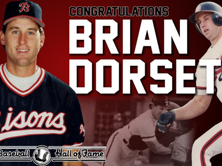 REX Owner, Brian Dorsett, Elected to Hall of Fame!
