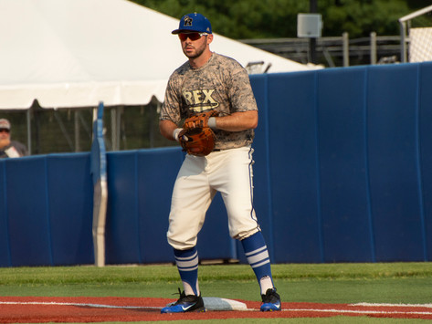 Dans rally past REX in the ninth