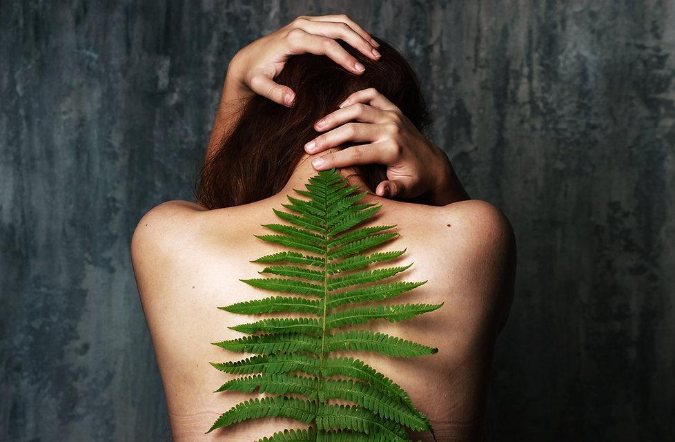 Green fern on female back.jpg