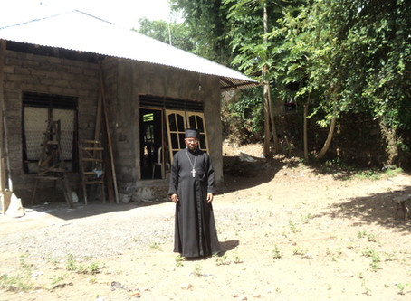 An Amazing Labor of Love: Building the Church in Bali