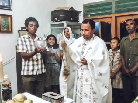 An Orthodox Haven in a Hindu Country: A Priest that Walks to the People of Bali