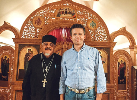 Exclusive Interview with Fr. George Lagodich and Arthur Shtrevensky