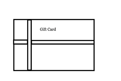 "Gift Card - 12"" Single"