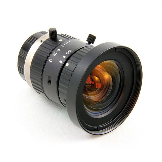 1/2″ 5mm F1.4 HD C-Mount Lens