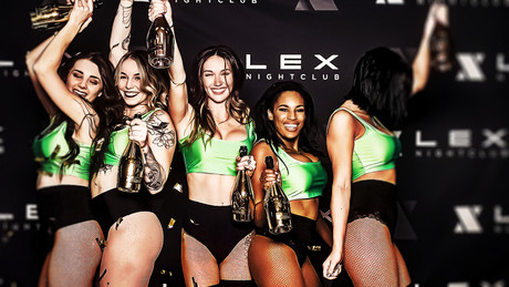 New Years Eve At LEX Nightclub