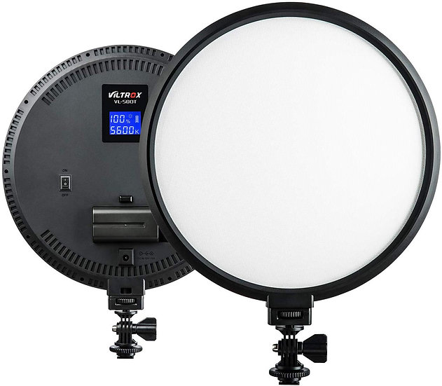 10-Inch Portrait Light