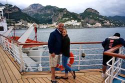 Ruben and Amy Santiago_Capri, Italy