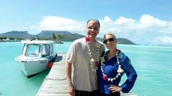 Ruben&Amy Santiago_Bora Bora,Tahiti