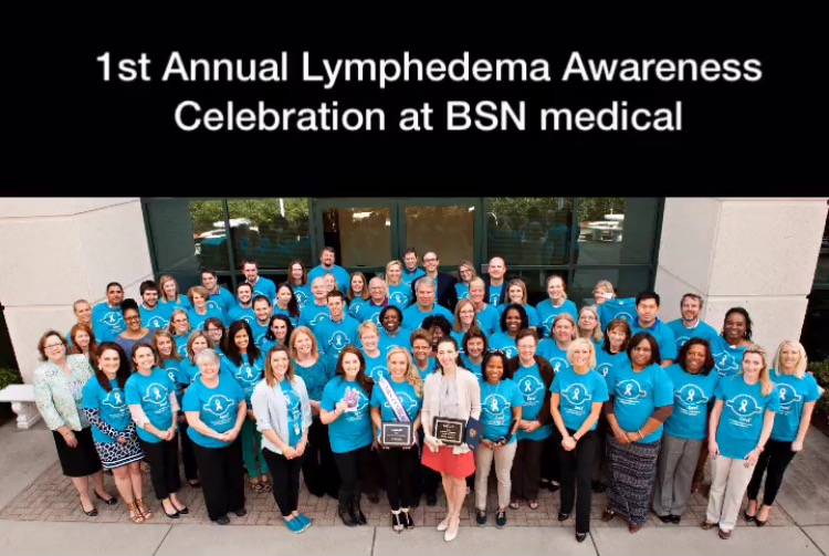 BSN Medical Lymphedema Day