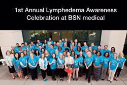 BSN Medical Lymphedema Day
