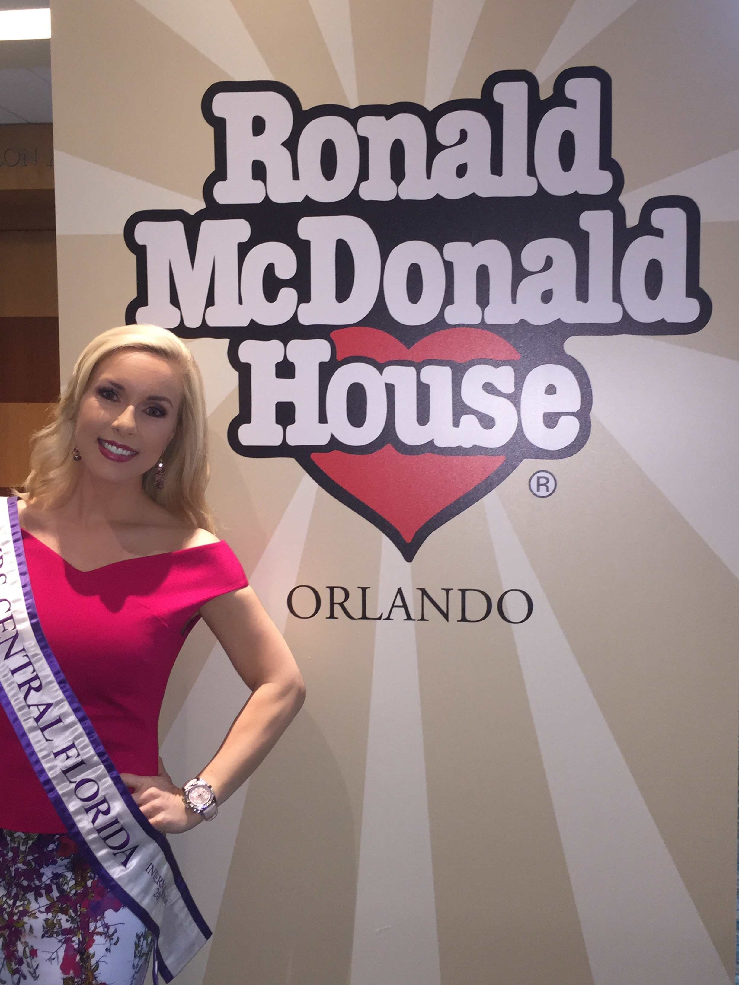 Ronald McDonald House Event